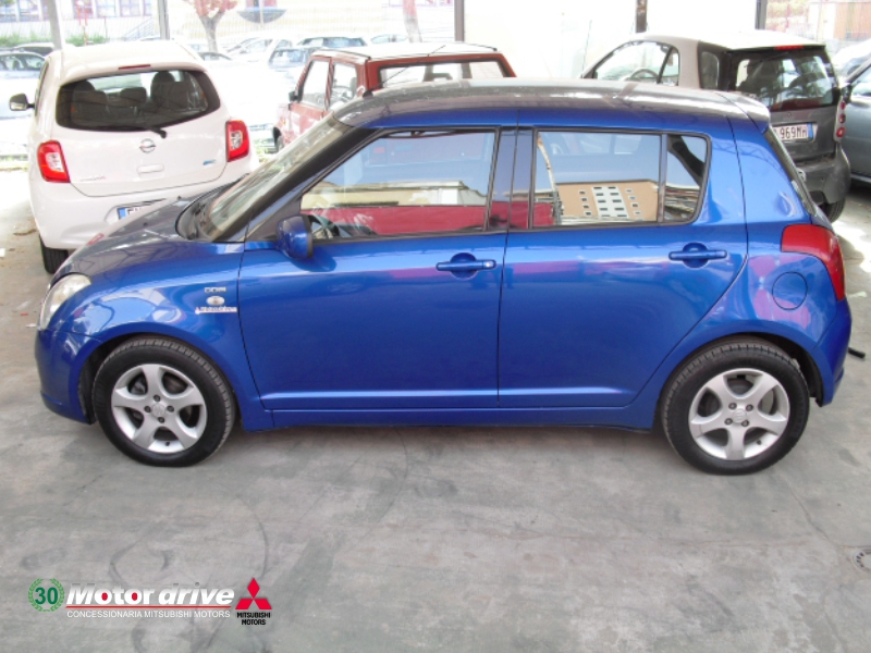 Suzuky Swift 1.3 Multijet
