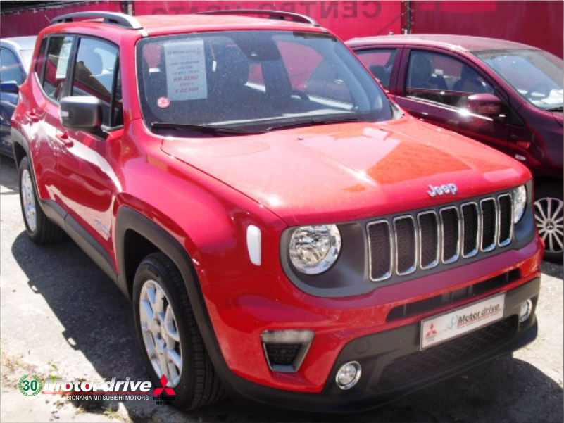 jeep renegade limited 1.6 mtj 120 cv km0