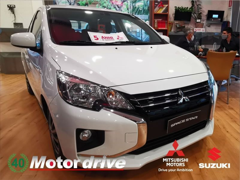 Mitsubishi Space Star pronta consegna