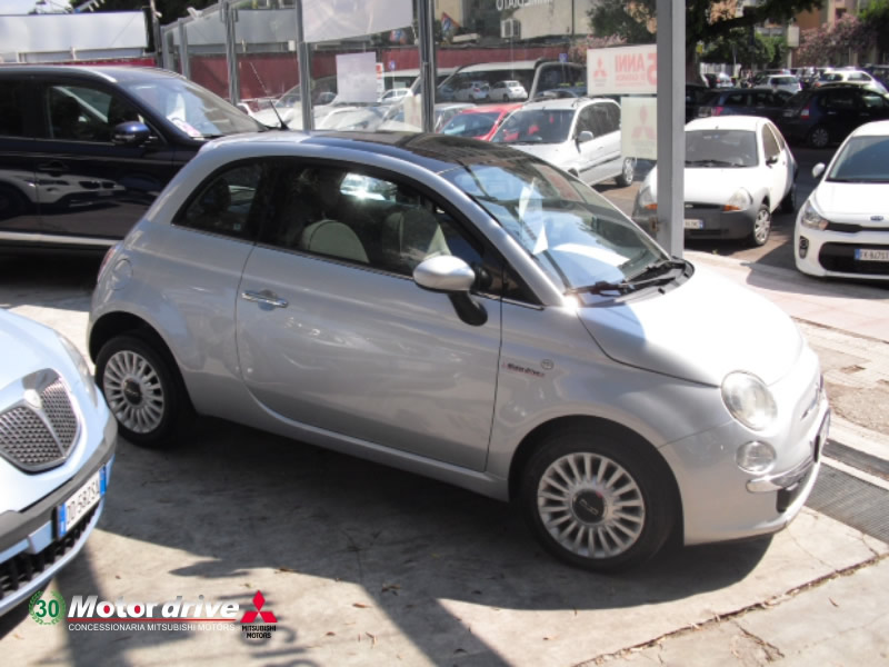 Fiatfiat 500 lounge