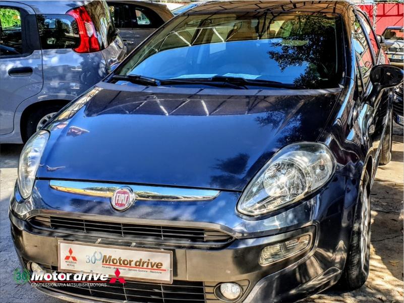 Vendita Fiat Punto Evo 1 3 Mtj Usata A Palermo
