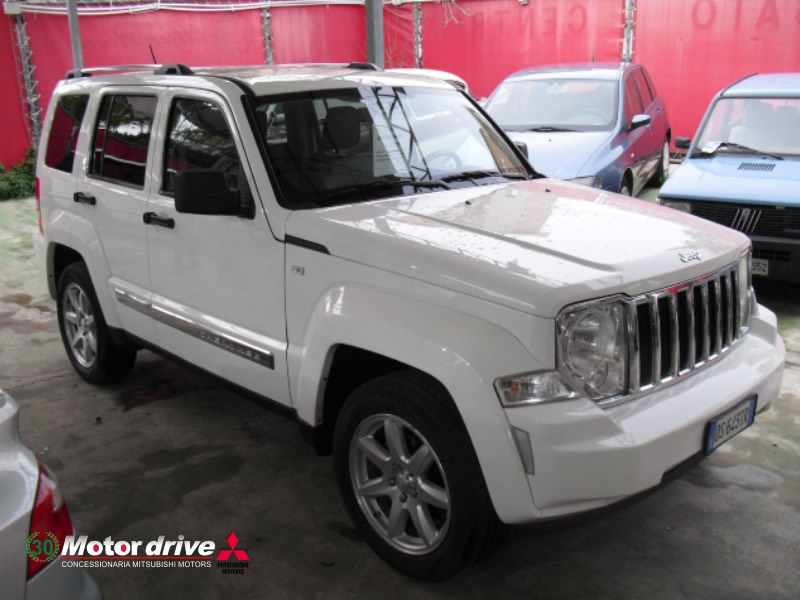 jeep cherokee 2.8 td limited