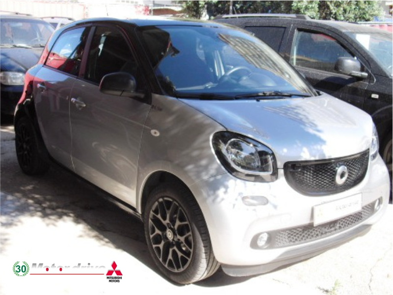 Smart Forfour 1.0 Twinamic Passion