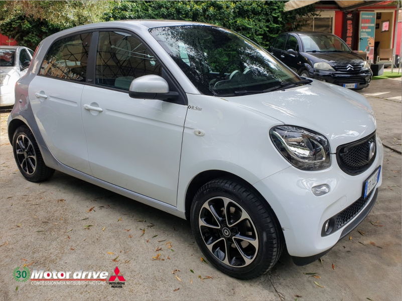 Smart forfour 1.0 passion 70